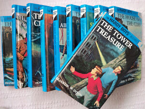 The Hardy Boys Mystery Stories