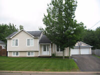 Great Home off Centrale St Dieppe-4 Beds,2 Baths,Large Garage+++