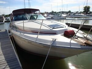 34'  Sea Ray Sundancer 1988 Windsor Region Ontario image 2