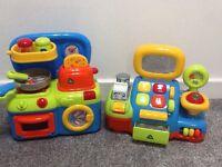 ELC shop & kitchen toys