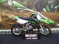 Kawasaki KX 85 Motocross Bike