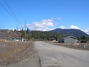 NEW BUILDING OR MODULAR LOTS IN BARRIERE B.C.