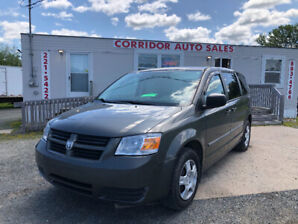 2010 DODGE CARAVAN (1 YEAR WARRANTY INCLUDED IN PRICE!!!)