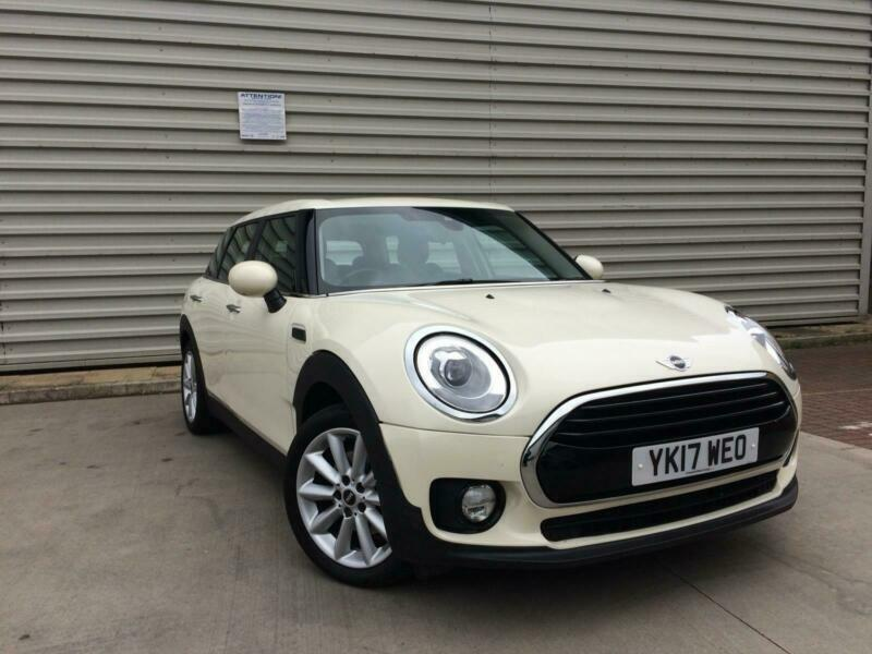 2017 Mini Clubman 20 Td Cooper D Auto Ss 6dr In Pudsey West