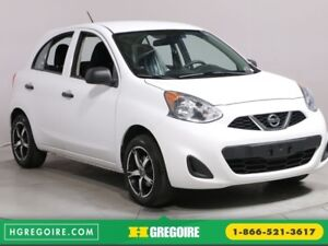 2015 Nissan MICRA S AUTO A/C MAGS