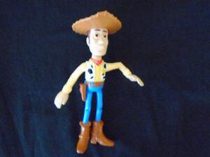 shérif Woody d histoire de jouet / toy story / 6 po. de haut