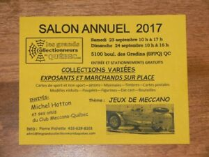 Salon d'automne Club Grands Collectionneurs