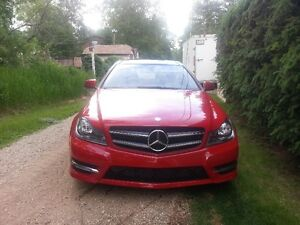 2015 Mercedes-Benz C-Class C250 Coupe (2 door)