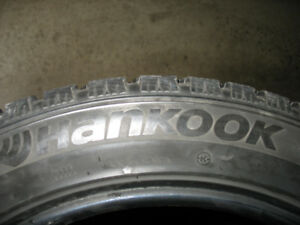 255 55R 18 Winter Tires