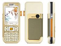Nokia 7360 Cellulare Telefono Cellulare Sbloccato Wap Bordo Tri-band Bordeaux- nokia - ebay.it