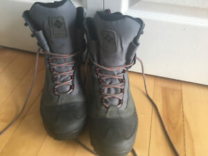 Men's Columbia winter boots