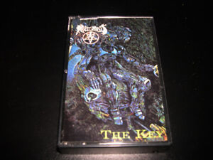 Nocturnus - The key (1990) - cassette audio Heavy Metal