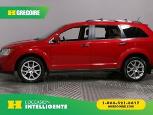 2017 Dodge Journey GT AWD 7 PASSAGERS CUIR MAGS
