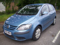 2006 (55 Reg) Volkswagen Golf Plus 1.9TDI PD ( 105P ) S