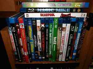 Tons of fair priced Blu Ray's for sale!a++condition
