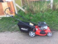 Honda self drive petrol lawnmower like new £120