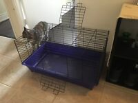 Guinea pig or rabbit cage 40 OBO