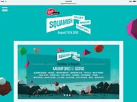 Squamish music fest tickets