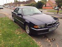 BMW 728i automatic s reg full spec excellent runner £400