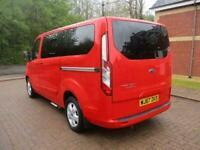 2017 Ford Transit Custom 270 Limited Lr P/V Panel Van Diesel Manual