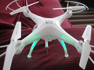 DRONE WITH CAMERA LIDI R/C BRAND NEW IN THE BOX $125