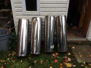 Insulated Wood Stove Pipes
