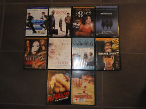 10 DVDs for $10