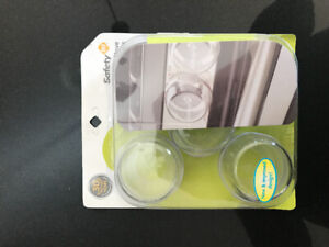 Clear view stove knob covers - safety 1st