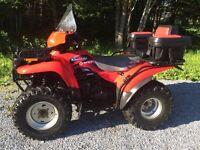 2001 KVF 300 4X4