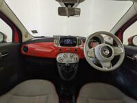 2015 FIAT 500C LOUNGE CONVERTIBLE PARKING SENSORS £20 ROAD TAX SERVICE HISTORY