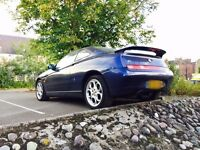 Alfa Romeo GTV Lusso 2.0l 2001 for sale (or swap for Jag X)