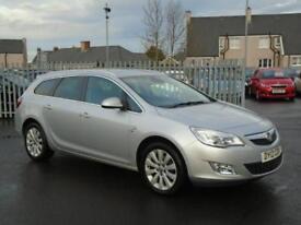 2012 Vauxhall Astra 2.0 CDTi 16v SE 5dr (start/stop)