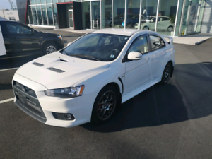 2015 Mitsubishi Evolution GSR