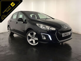 2012 PEUGEOT 308 ALLURE E-HDI DIESEL 1 OWNER SERVICE HISTORY FINANCE PX WELCOME