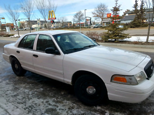 09 Crown Vic P71