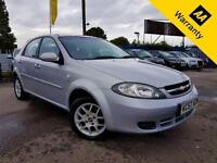 2007 57 CHEVROLET LACETTI 1.6 SX 5D 108 BHP!P/X WELCOME! 2 OWNERS! LOW MILEAGE!