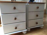 Bedside cabinets