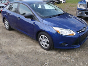 2012 Ford Focus, ONLY $5995.00 With Only 77000KMS,Yarmouth