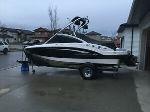 2013 chaparral 196 wide tech sis extreme package