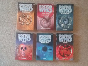 Doctor Who Novelizations (The Eighth Doctor)