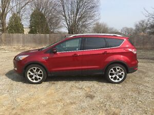 2015 Ford Escape Titanium SUV, Crossover