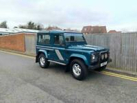 1998 Land Rover Defender 90 2.5 TDi County Station Wagon SUV Diesel Manual