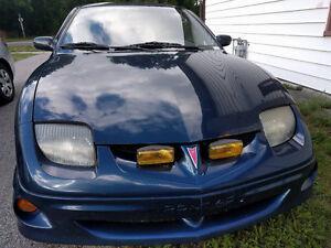 2001 Pontiac Sunfire Coupe (2 door)