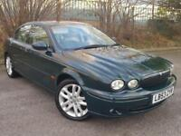 Jaguar X-TYPE 2.5 V6 Sport AWD ( 2004 MY ) SUPERB LOW MILEAGE EXAMPLE