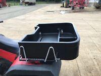 Quad bike utility Box dog box