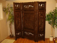 Gorgeous Antique Room Divider
