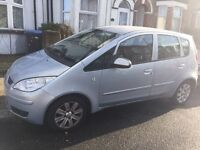 Mitsubishi Colt Diesel 1.5 automatic long mot Perfect con Elc all windows alloys 59000m Hpi clear