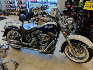 2006 Harley Davidson Softail deluxe $9995  RPM Cycle
