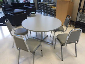 Excellent Condition Round Tables