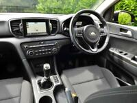 2016 Kia SPORTAGE 1.7 CRDI 2 ISG Manual Estate